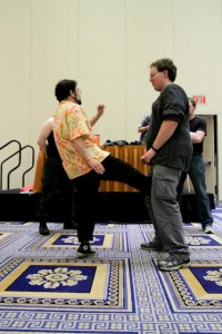 Christopher Ayres really connects with his fans at Katsu Con 2011!