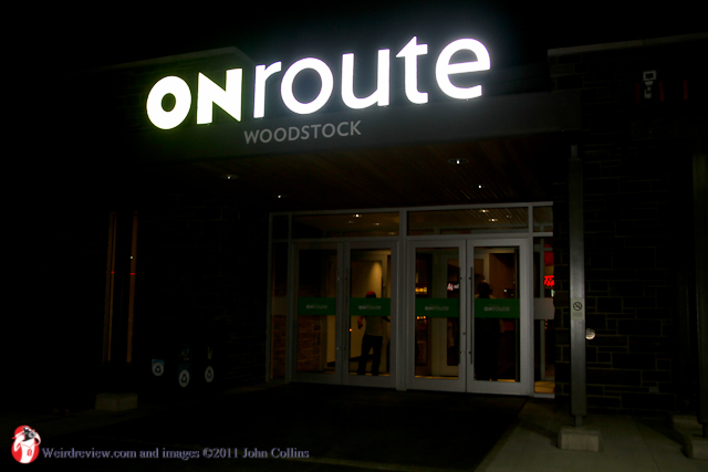 The Onroute in Woodstock, Ontario!