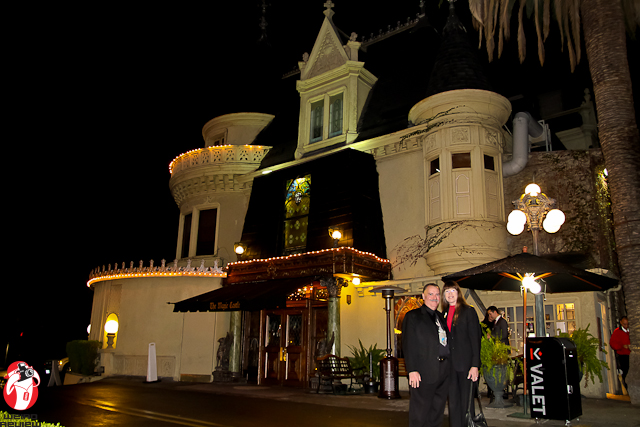 Pop, Nancy, and The Magic Castle!