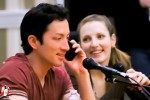 Todd Haberkorn the 2011 Male Voice Actor of The Year!