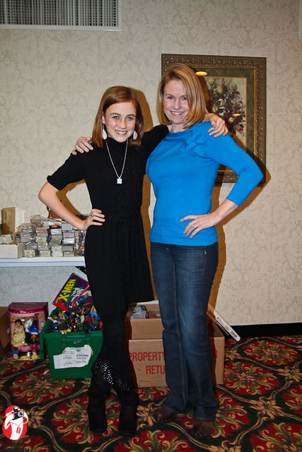 Madison Lintz at Murfreesboro Anime and Comic Con