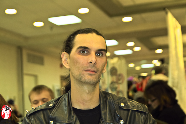 Chris Pezzano at the Murfreesboro Anime and Comic Con