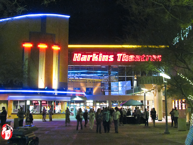 Harkins Theatres, ground zero for the Phoenix Film Festival