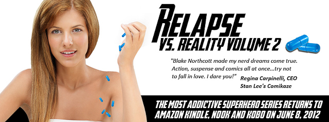 Coming soon, the Vs. Reality sequel Relapse!