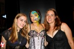 Taryn, Heather, and Deann at the Fright Night Film Festival