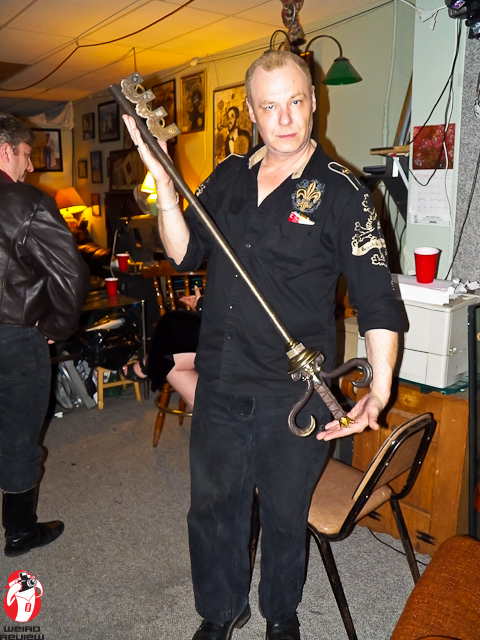 What could be more awesome than a steampunk Keyblade?