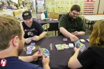 Thanks to the White Cap Comics folks for the game test!