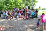 The Youmacon Cosplay Picnic at Firefighter's Park in Troy, Michigan