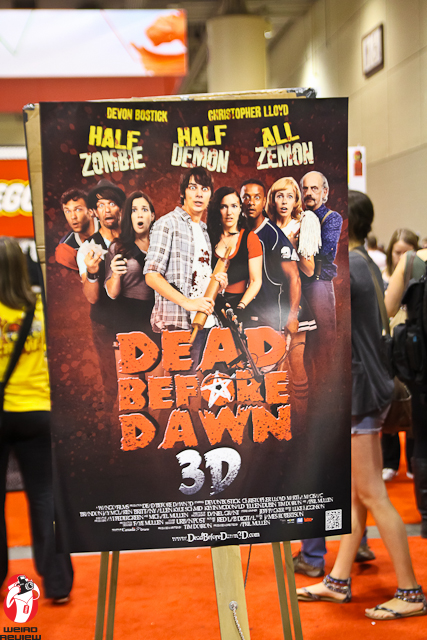 Coming soon!  Dead Before Dawn 3D!