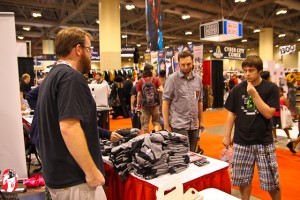 Rooster Teeth's Jack Pattillo at the Toronto Fan Expo