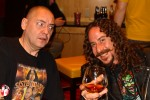 James Vallo and Ari Lehman at Days of the Dead