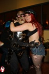 Kitty Zombie and Ashley Riot!