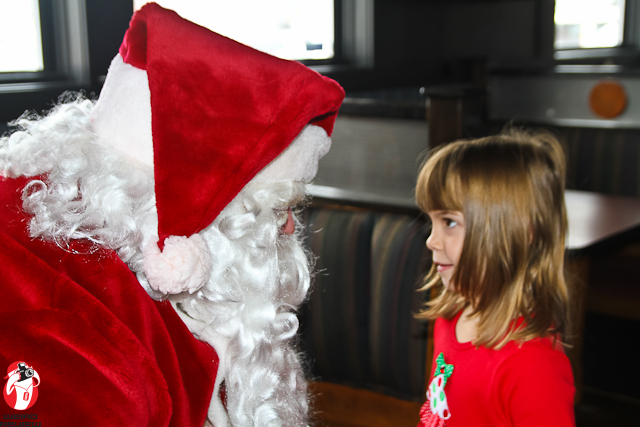 Sharing secrets with Santa!