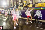 The Druids and Nyx Krewes Roll in the rain!