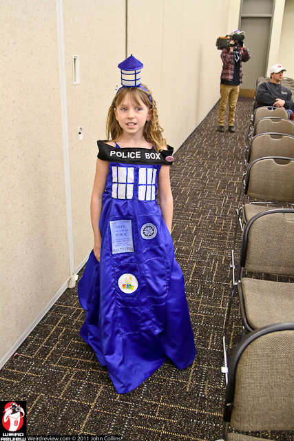 Wizard World St Louis 2013 Childrens' costume contest