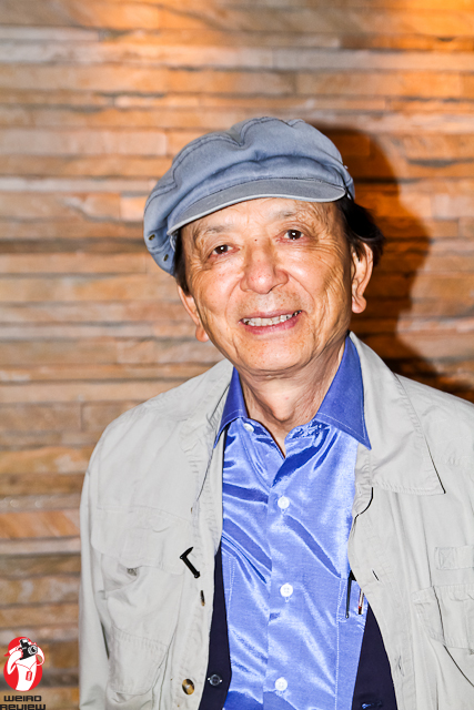 James Hong at the Wizard World Chicago Comic Con 2012