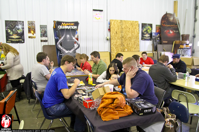 Fun at White Cap Comics Tabletop Game Day
