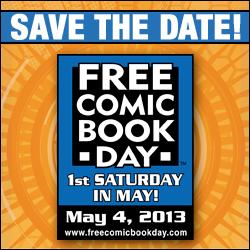 Free Comic Day! May the Fourth be with you!