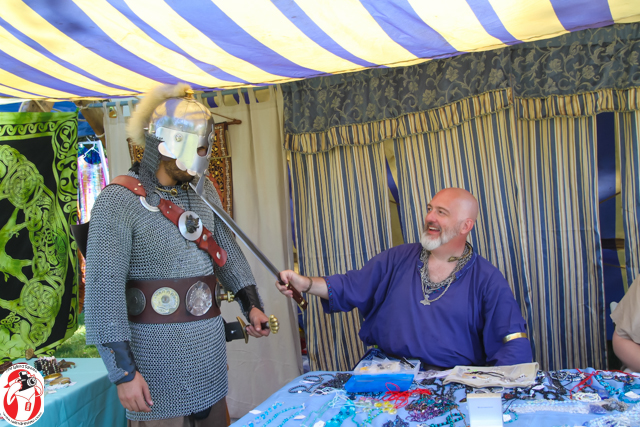 Bartering - The Viking Way!