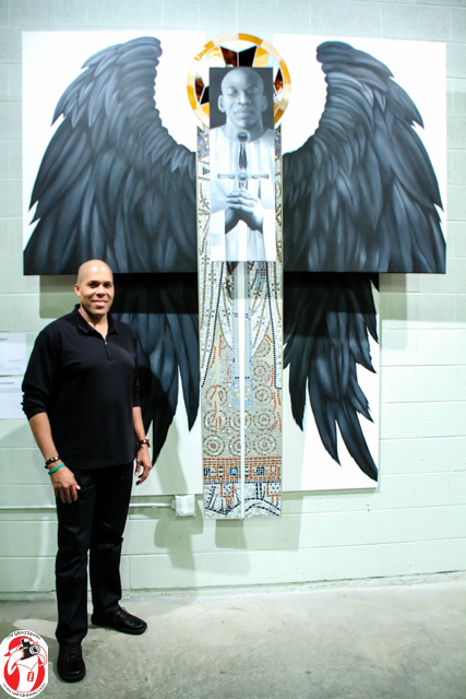 "Brian Whitfield and ""Guardian Angel"""
