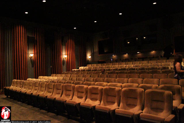 The Chaplain Theater at the Raleigh Studios in Hollywood, California