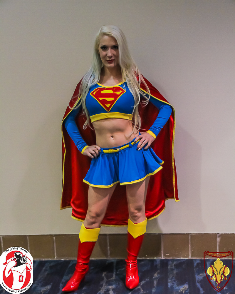 Kristen Hughey as Super Girl