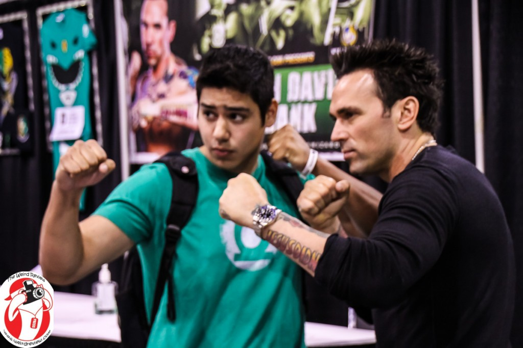 Jason David Frank at Wizard World