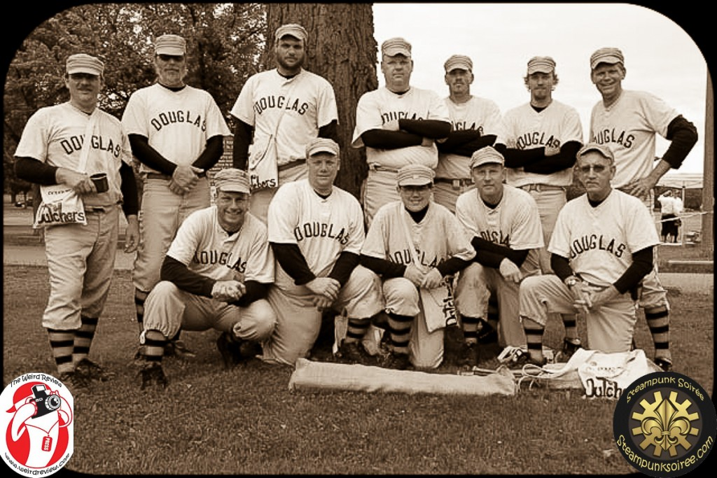 The Douglas Dutchers Base Ball team