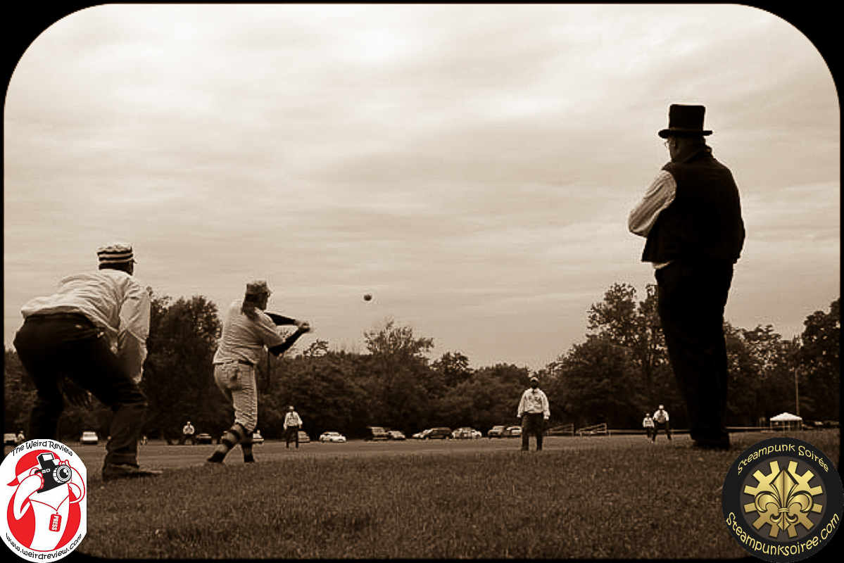 Base Ball without the gloves