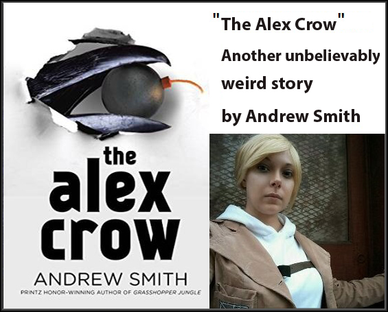 """The Alex Crow"" Reviewed by Eden Jean"