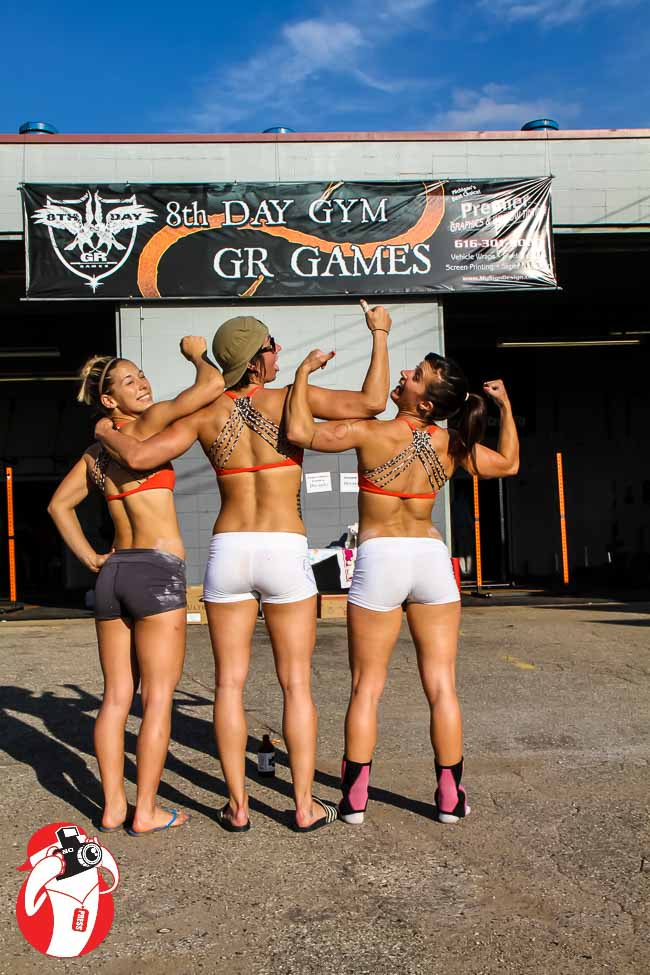 "The ""Wild Sisters"", Megan Sculley, Geena Militello, and Janell Hernandez"