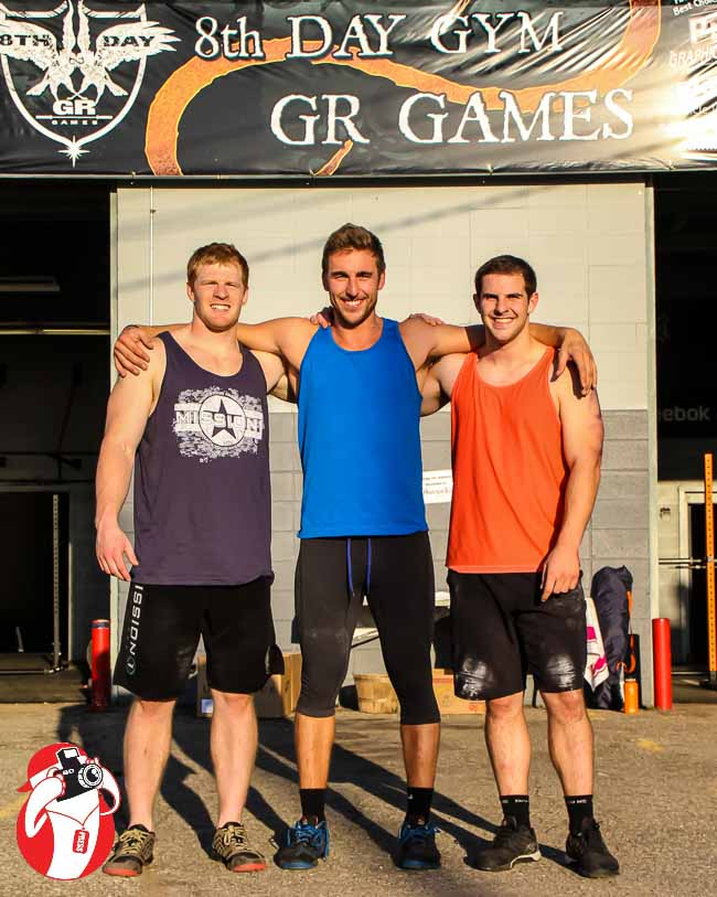 "Taking top honors in the men's competition were Josh Woodhull, Phil Serzo, and Torey Throop of the ""Mavens and Misfits"""