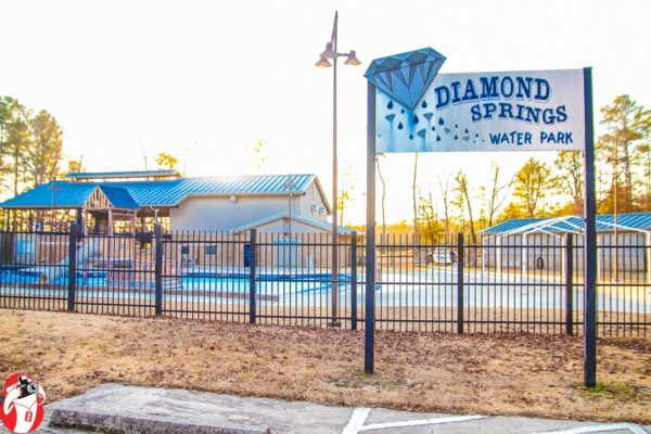 The Diamond Springs Water Park
