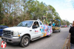 Mardi Gras on Dauphin Island, Alabama